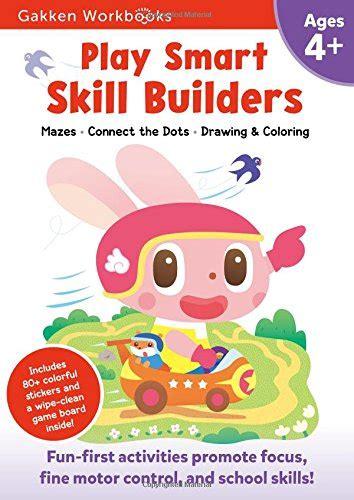 Gakken Work Book Intellectual Skills 2 4 Years gakken play smart workbooks make learning in our