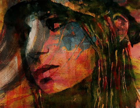 Were With You All The Way Paul by The Way We Were Painting By Paul Lovering