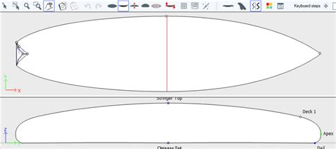 shape3d surfboard design software