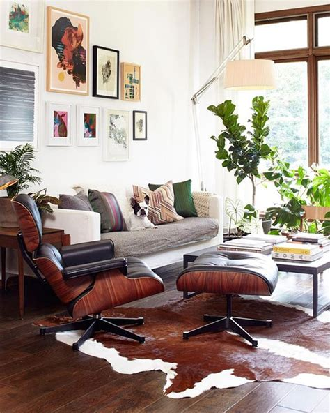 Cowhide Rug Living Room by A Cow Honestly
