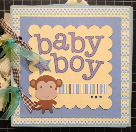 doodlebug albums other baby boy mini album with doodlebug