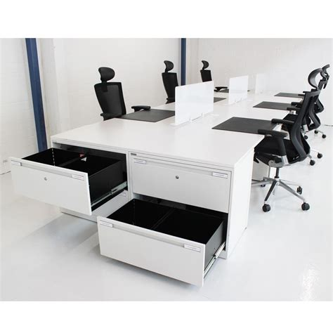 bench desks vitra workit bench desk white bench desk 6 person