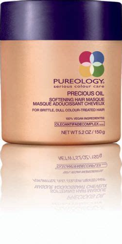 Precious Remedies For The Hair by Pureology Precious Mask Treatment