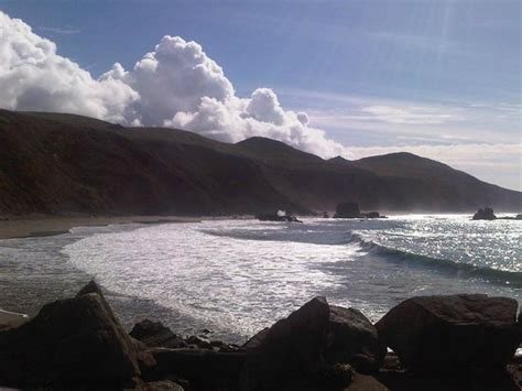 bodega bay bed and breakfast blind beach waves picture of bay hill mansion bed and