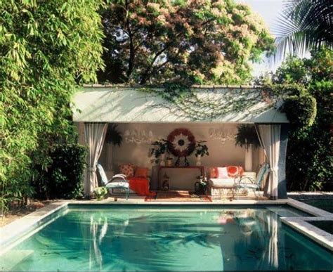 top 28 backyard pool cabana pictures triyae com