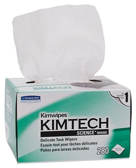 Kimwipes Kimtech Tissue Optik Lensa nexday supply 34120 kimtech science kimwipes delicate task wipers pop up box white