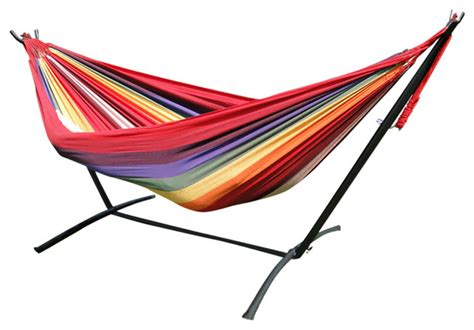 double hammock swing chair brazilian style double hammock contemporary hammocks