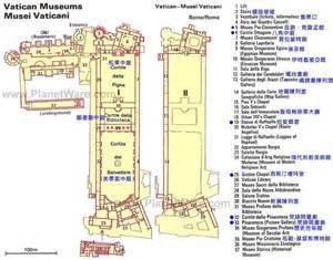 vatican museum floor plan vatican museum floor plan 2008 義大利希臘52天自由行 italy greec 愛湘隨
