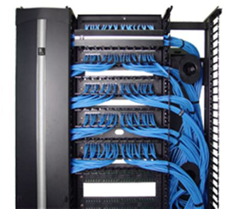 the evolution of cable management chatsworth products