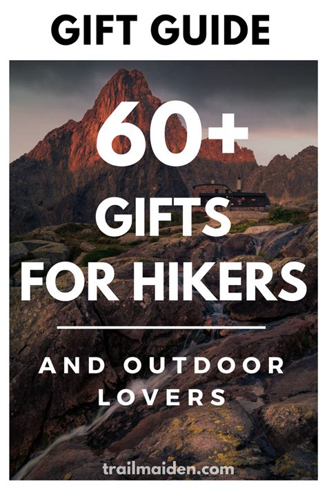 60 top gifts for hikers 2016 outdoor holiday gift guide