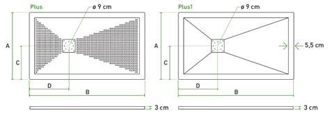 misure standard piatto doccia piatto doccia misure cm 70 80 90 100 pluston