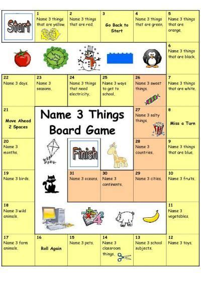 printable games for esl 106 best esl board games and speaking activities images on