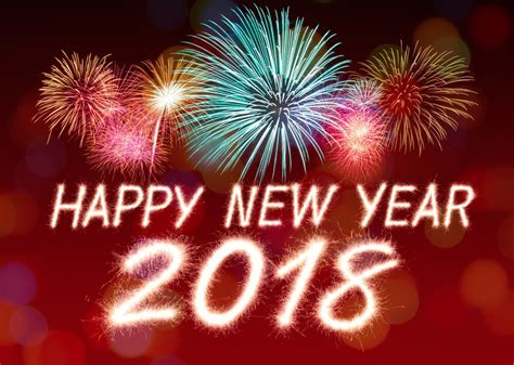 when is the new year in 2018 happy new year 2018 images hd wallpapers pics free