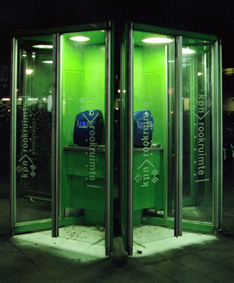 the green phone booth mindful phone booths turned into booths