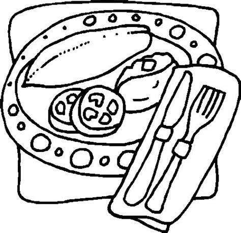 dibujos de comida chatarra para colorear imagui dibujos de platos con comida para colorear imagui