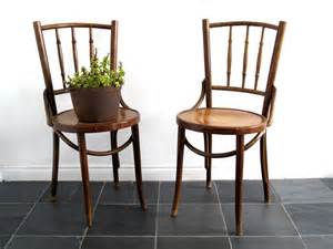 Wooden Bistro Chairs Vintage Bentwood Chair Two Wooden Cafe Bistro By Snapshotvintage