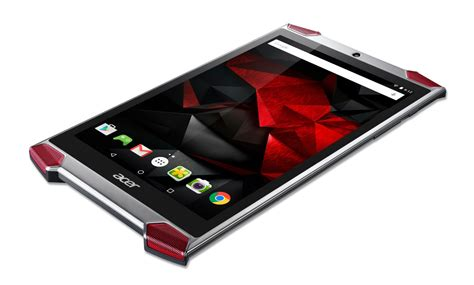 Hp Acer Predator 8 acer predator 8 gt 810 tablet enters the made for gamers