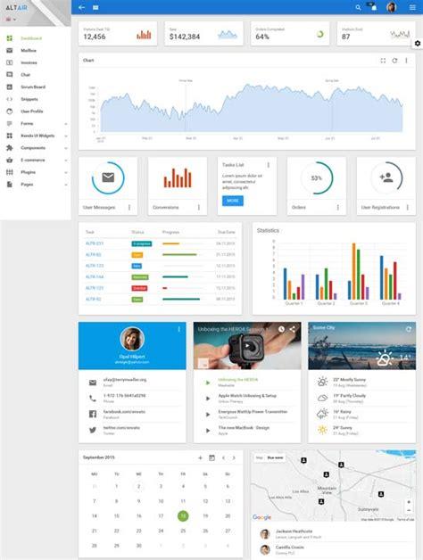 handlebars layout template 40 best free bootstrap admin templates 2018 themesu