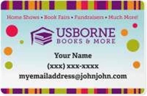 Usborne Business Card Template by 1000 Images About Usborne Books And More On