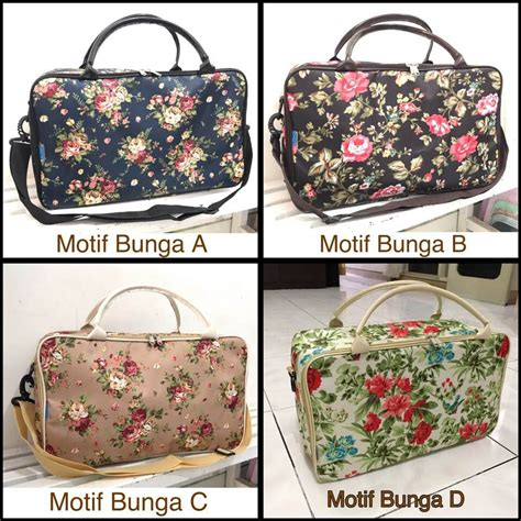 Tas Besar Jumbo tas koper jumbo grosir travel bag besar motif dewasa