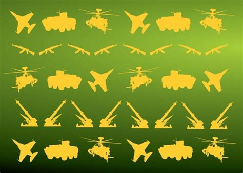 army pattern illustrator military icons pattern free vector in adobe illustrator ai