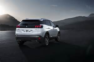 Peugeot 3008 Images 2017 Peugeot 3008 Gt Picture 679951 Car Review Top Speed