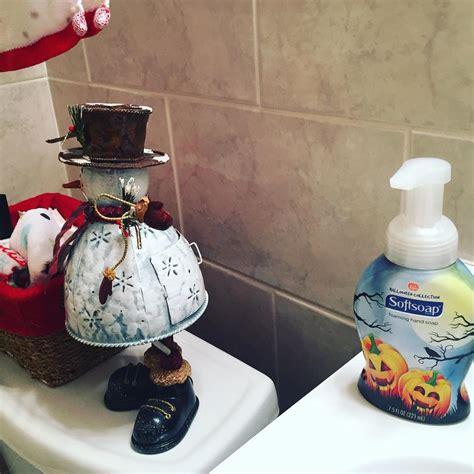 Snowman Bathroom Accessories 35 Fascinating Bathroom Decor For Makeover