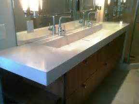 kohler designs bathroom trough sink