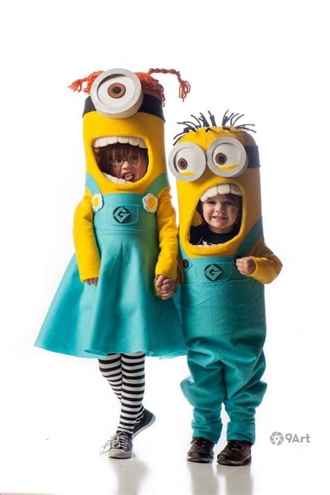Monogram Ideas by Craftaholics Anonymous 174 How To Make Minion Costumes Tutorial