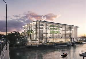 Mercedes Dealers Brisbane Newstead To Get Australian Mercedes Autohaus