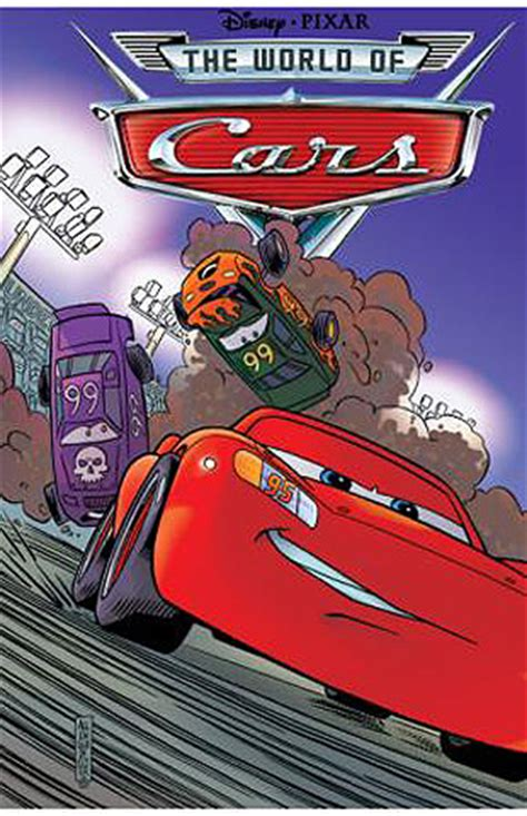disney pixar cars the books of cars 2009 update take five a day disney pixar diecast cars boom studios cars comic book other pixar take five a day