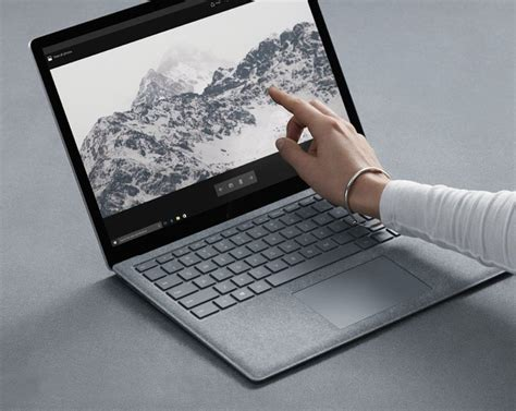 Microsoft Surface Laptop surface laptop 3 things microsoft s terry myerson told us