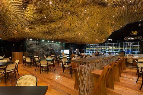 Types Of Wood Chairs Olga Nur Restaurant In Belo Horizonte By Arquitetos Associados