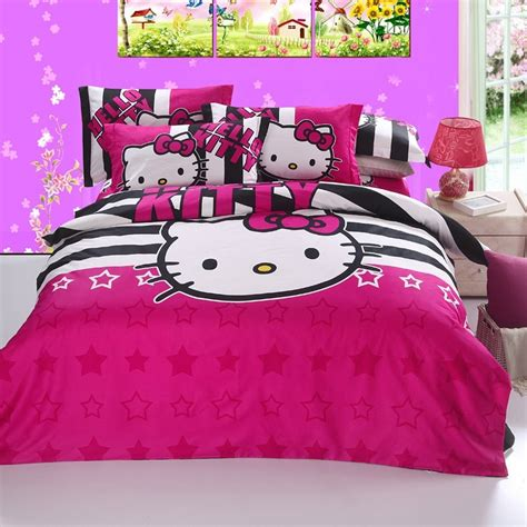 hello kitty toddler bedroom set hello kitty toddler bed set cute and affordable hello