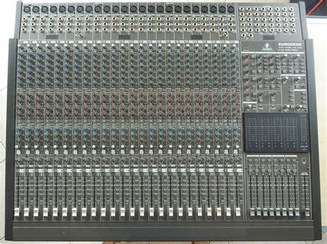 Mixer Behringer Mx 8000 behringer eurodesk mx8000 image 560506 audiofanzine