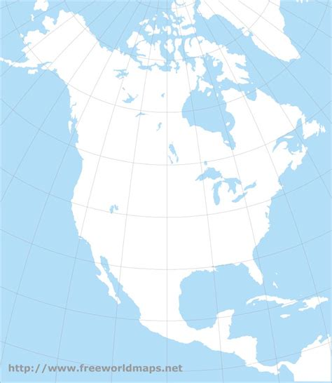 blank physical map of america free blank physical map of america