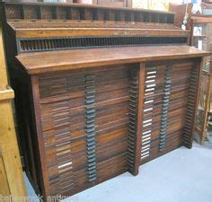 Type Drawers For Sale by Letterpress Printers Type Cabinet Printing Press Drawers