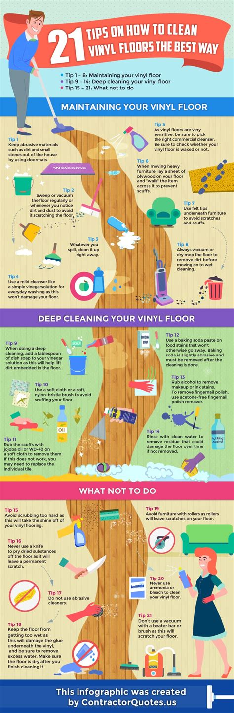 Best Way To Clean by 21 Tips How To Clean Vinyl Plank Flooring The Best Way