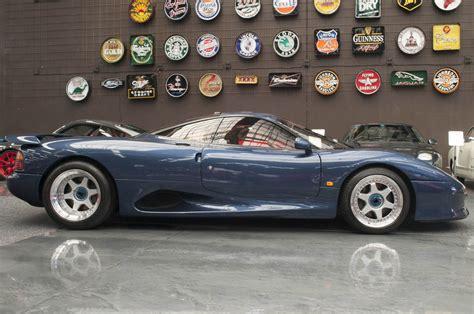Jaguar Xjr15 For Sale by πωλείται μια σπάνια Jaguar Xjr 15 με μόλις 700 χλμ