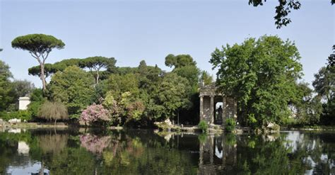 giardini di villa borghese borghese beautiful day out in rome