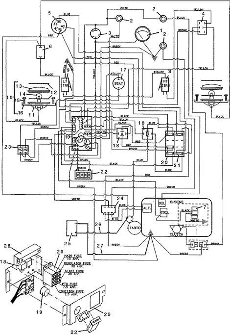 mitsubishi tractor wiring diagram wiring diagram