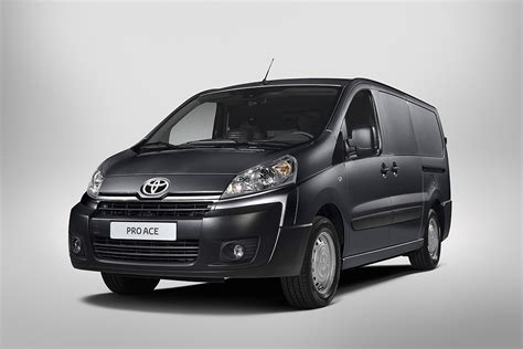 Toyota Proace Toyota Proace Pictures Auto Express