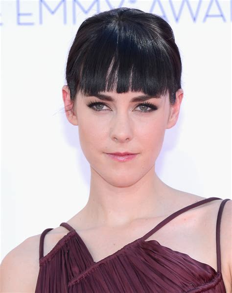 Emmy Trends Updos by 64th Annual Primetime 2012 Emmy Awards Carpet