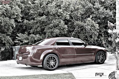 chrysler 300c black rims chrysler 300c niche targa m130 wheels black machined