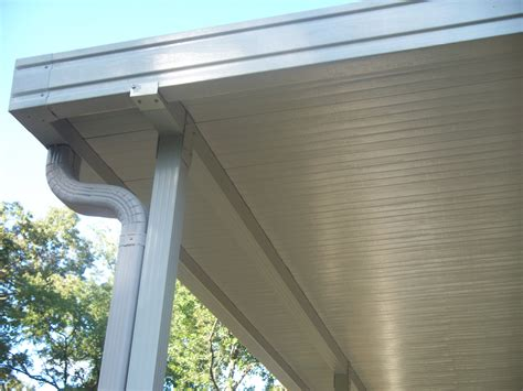 aluminum patio cover non insulated metal patio covers in longview tyler tx