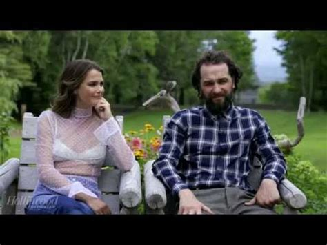 matthew rhys interview youtube keri russell and matthew rhys behind the scenes of the