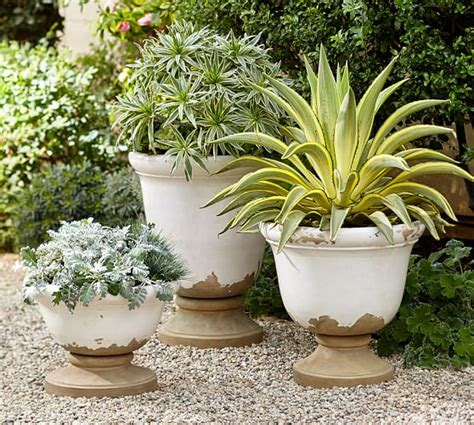 Pottery Barn Planters by Tuscan Planters Pottery Barn