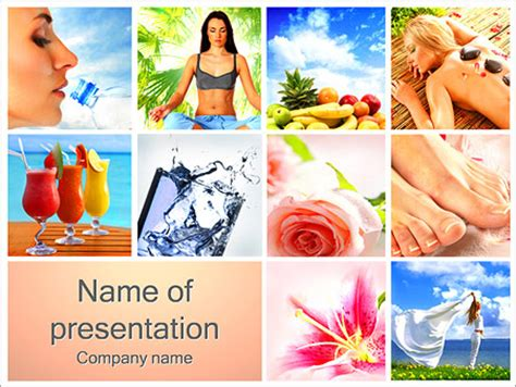 powerpoint templates free download healthy lifestyle healthy lifestyle powerpoint template backgrounds id