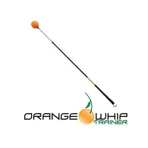 orange whip golf swing trainer the orange whip trainer golf swing trainer