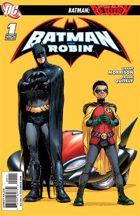 reborn sons of the volume 2 books batman and robin vol 1 1a